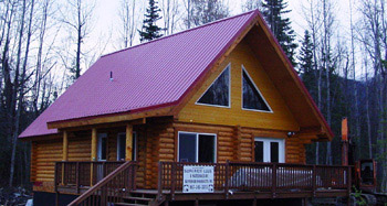Residential Metal And Steel Roofing Services In Alaska